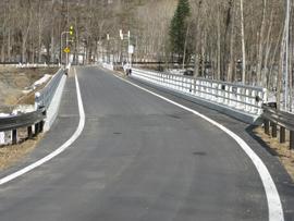 新トムラウシ大橋