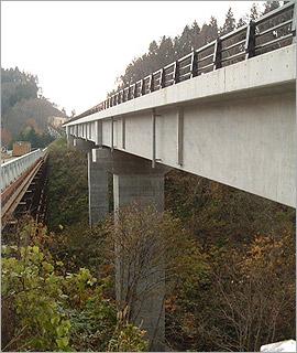 下町沢1号橋・2号橋