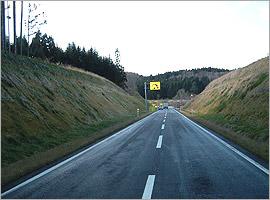 南渡島地区 道路設計